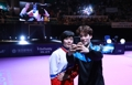 Unified Korean team wins mixed doubles ping pong title