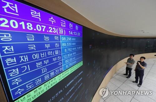 '폭염' 정부 총력대응…일일점검회의 등 현장대처 강화