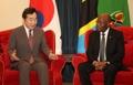 Entretien Séoul-Tanzanie