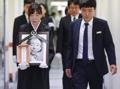 Funérailles de l'écrivain Choi In-hun