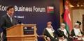 Forum d'affaires Corée-Oman
