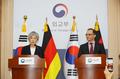 Conférence de presse Séoul-Berlin