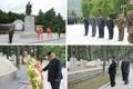 A la tombe du fils de Mao Zedong