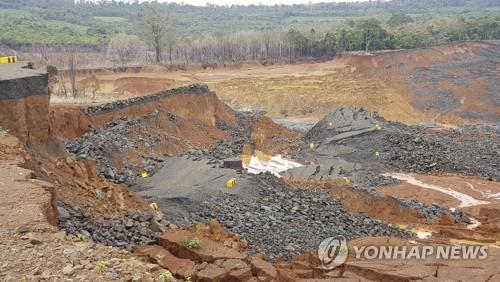 라오스 정부, 댐사고 원인 조사에 한국정부 참여 요청