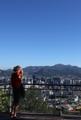 晴空万里瞰首尔