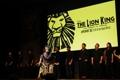 Comédie musicale «Le Roi lion»