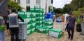 Médicaments pour sinistrés laotiens