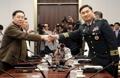 韩朝举行将军级会谈