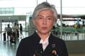 韓国外相がシンガポールに出発