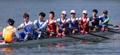 Equipe d'aviron des deux Corées
