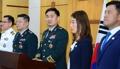 Résultats de la réunion entre généraux