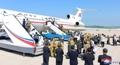 Des anciens combattants nord-coréens quittent Pyongyang