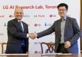 Centre de recherche IA de LG au Canada