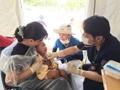 Equipe médicale au Laos
