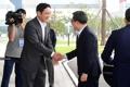 韩副总理金东兖会见三星李在�F