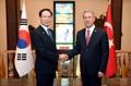 Ministres de la Défense Corée-Turquie