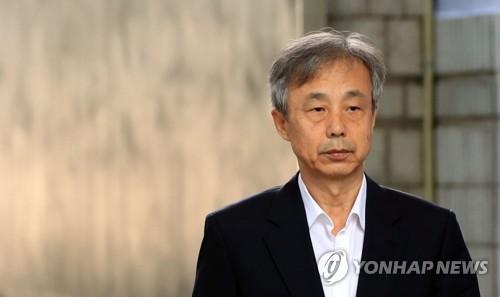 1심서 'DJ 뒷조사 관여' 무죄 석방된 이현동 전 국세청장