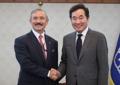韩总理见美大使