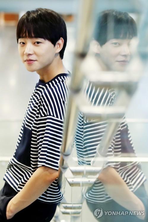 Actor Noh Jong-hyun