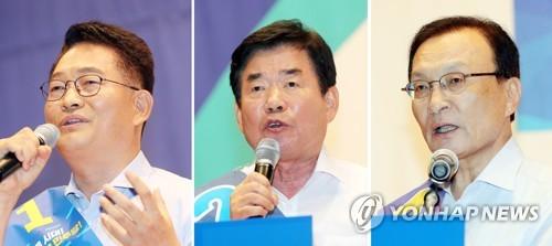 민주 당권주자들, 민생·평화 키워드로 정책행보(종합)