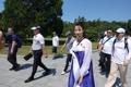 Délégation sud-coréenne à Pyongyang