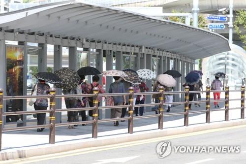 부산·울산·경남 올해 31.9일 폭염 기록…역대 최다
