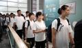 北朝鮮選手 韓国からインドネシアへ