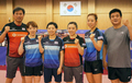 S. Korean women's table tennis team for 2018 Asiad