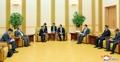 Un funcionario mongol visita Pyongyang