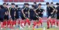 منتخب كوريا الجنوبية يشارك في دورة تدريبية لمواجهة نظيره البحريني
