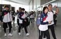 رياضيون جنوبيون يتوجهون إلى إندونيسيا