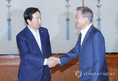 """여야 """"대북 초당적 협력""""…'판문점선언 비준' 합의는 불발"""