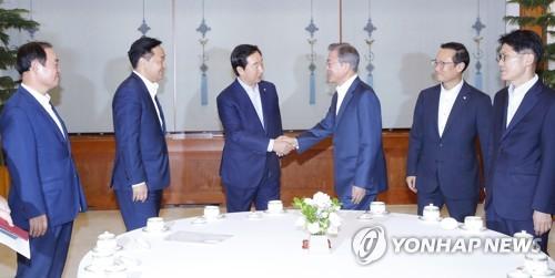 초유의 합의 '여야정 상설협의체 분기 개최'…협치 신기원 여나