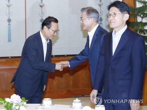 """홍영표 """"남북교류·경협, 국회가 적극 참여하도록 해야"""""""