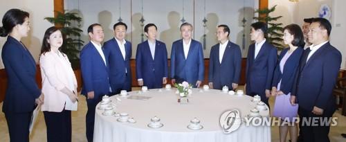 [靑회동 대화록] ④ 민생경제·규제개혁(끝)