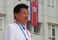 El viceministro de Deportes norcoreano en los JJ. AA.