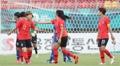 Corea del Sur gana China Taipéi en los JJ.AA.