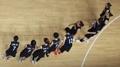 韩朝女篮联队惜败台湾队