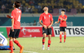 S. Korean suffer defeat to Malaysia in men's football