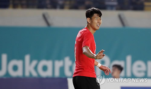 [아시안게임] 김학범호, 20일 키르기스스탄과 격돌…'무너진 자존심 살려..