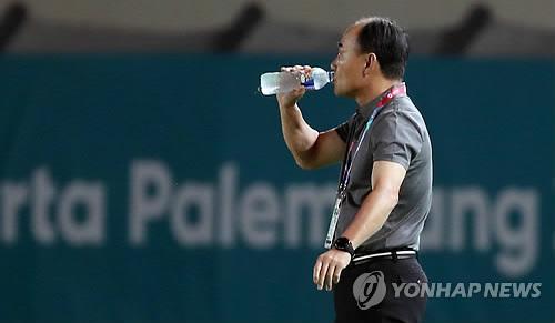 [아시안게임] 조1위 놓친 김학범호, 16강부터 '첩첩산중'