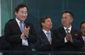 韓国首相と北副首相