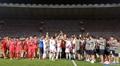 平壌での国際サッカー大会閉幕