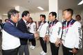 El primer ministro en la Casa de Corea del Sur