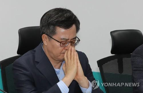 """김동연-장하성 또 시각차…""""정책수정"""" vs """"기다려달라"""""""