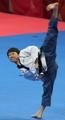 Primera medalla para Corea del Sur en los JJ. AA.