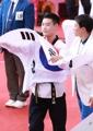 Primera medalla de oro para Corea del Sur en los JJ. AA.