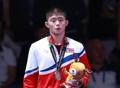 北朝鮮が初メダル