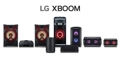 LG Electronics XBOOM audio brand