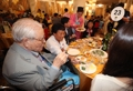 Oldest man at inter-Korean family reunion event